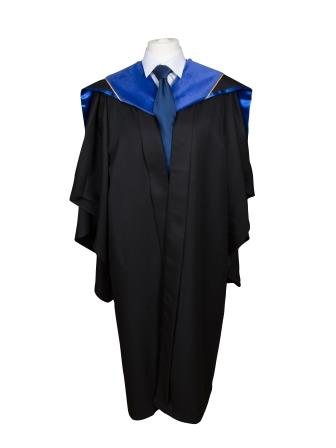 Graduation Gown in France