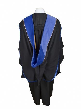 American academic dress colors for september
