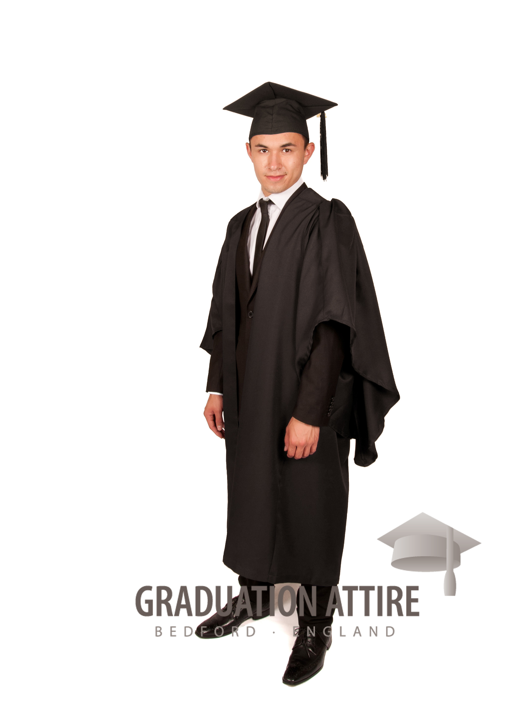 Academic Gown (UK Bachelor)
