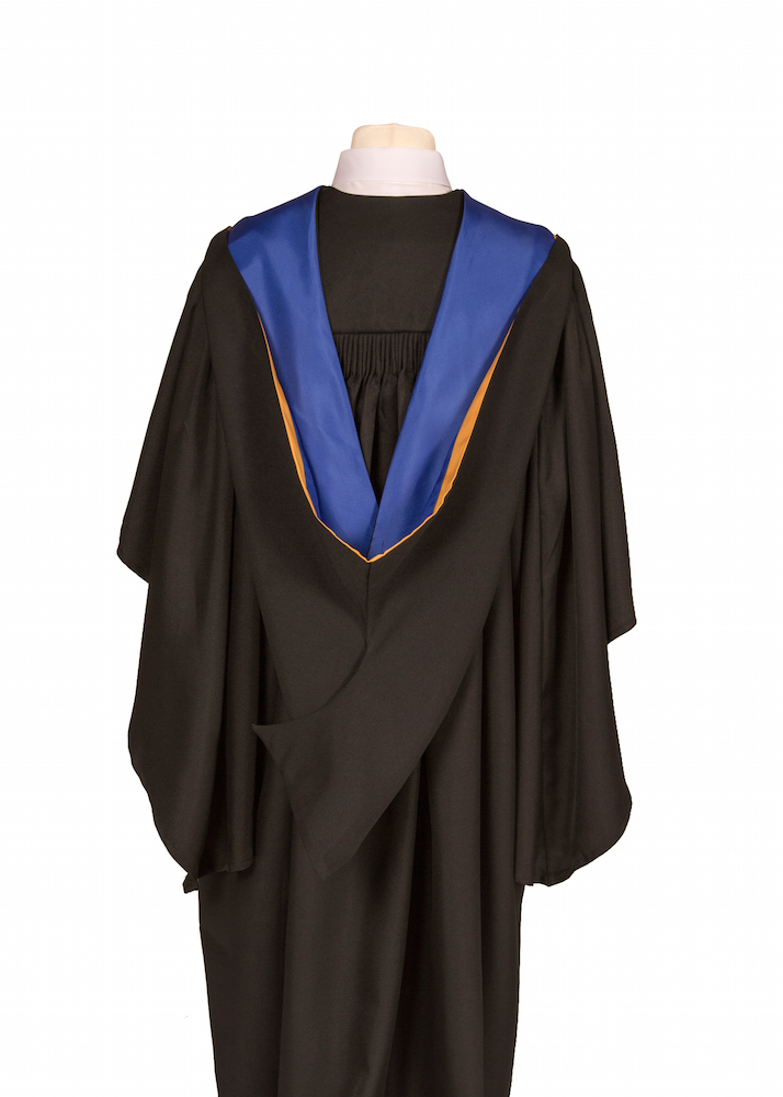 Academic Hood - Graduation Gowns in Europe with Graduation Attire EU
