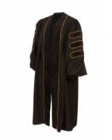 American Doctoral Gown