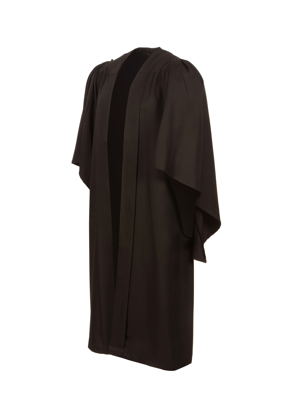 Academic Gown Bachelor with Graduation Attire EU